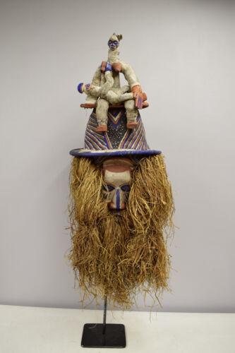 Mask African Yaka Mask