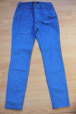 Cord Petite Jeans (BODEN blue cord SOHO SKINNY  JEANS size 8p petite   WC186 NEW)