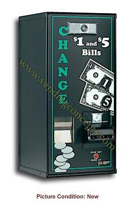 American Changer Ac500 Bill Changer Machine