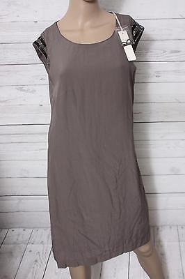 ESPRIT Collection Damen Etui Kleid 045EO1E011, braun, Gr. 36, Gr. S online kaufen