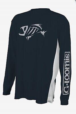 G. Loomis Skeleton Fish Logo Long Sleeve Tech Shirt (2019)