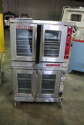 Blodgett Digital Mark V Commercial Electric Convection Oven Ef-111