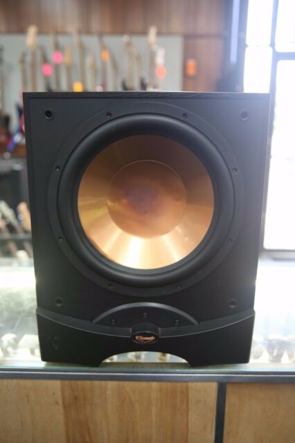 """Klipsch Reference RW-12d 12"""" Powered Subwoofer (AS IS)"""