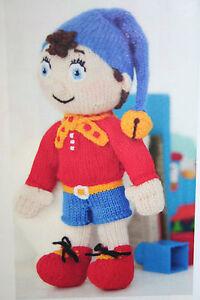 Noddy Toy Knitting Pattern