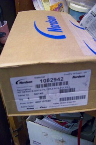 nordson 1082942 Sock filter service kit, 5pcs