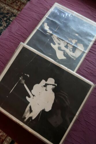 2 Original Jimi Hendrix Photos
