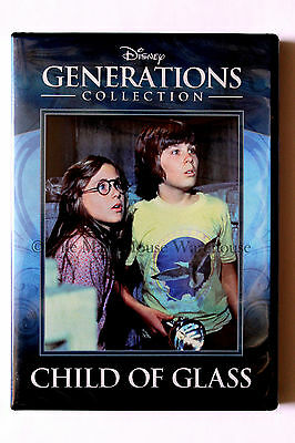 Child of Glass The Wonderful World of Disney Scary Halloween Family Movie on DVD (Disney Movies Halloween)