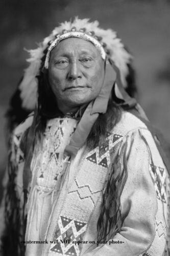 Hollow Horn Bear PHOTO Lakota Indian Battle of the Little Bighorn Survivor