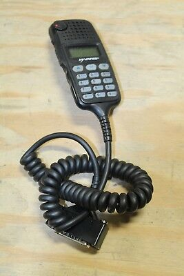 Harris Ma Com Cu101239v1 M7100 Two Way Radio Hand Held Control Head