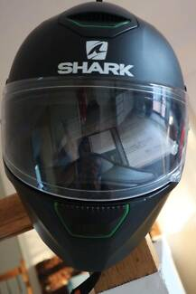 Shark skwal helmet LARGE