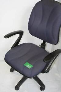 Office hydraulic chairs, assorted colours available (797) Braybrook Maribyrnong Area Preview