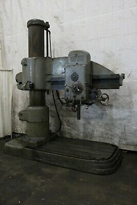 5 X 13 American Radial Drill Yoder 71447