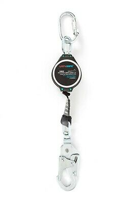 Unitysafe Srl 6 Nylon Web With Swivel Snap Hook Self-retracting Lifeline