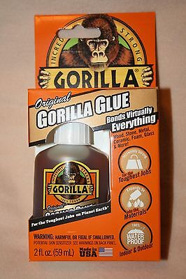 New Fresh - Gorilla Glue 2oz. -- 50002 -- Free Shipping -- Made In Usa