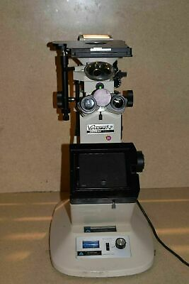 Buehler Versamet-2 Unitron 7007 Inverted Metallurgical Microscope