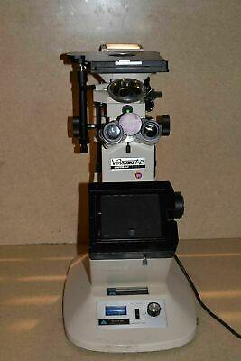 Buehler Versamet-2 Unitron 7007 Inverted Metallurgical Microscope