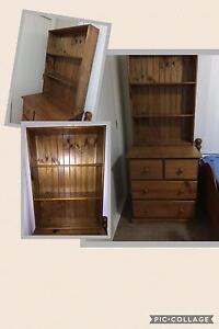 Chest drawers with bookshelf Elderslie Camden Area Preview