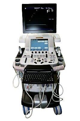Refurbished Ge Vivid E9 Bt13 Ultrasound System