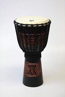 Toca Street Series Djembe - Large Black Onyx