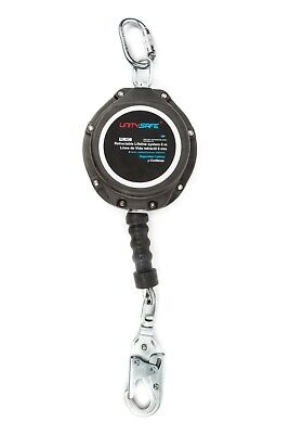 Unitysafe Srl 20 Cable Self-retracting Lifeline Fall Protection Safety
