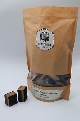 Smoke Chunks Whisky | 1000g | Räucherholz, Smoker, Holz