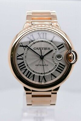 Cartier Ballon Bleu Ref.2999 18k Rose Gold