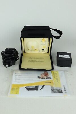 Medela-Pump-In-Style Advanced Electric Breast Pump Motor/Manuals Cleaned/Working