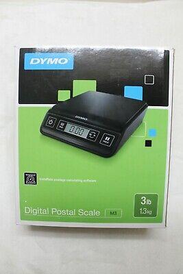Dymo Digital Postal Scale Shipping Scale 3-pound Model M3 New Open Box