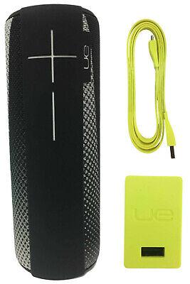 Ultimate Ears UE MEGABOOM Wireless Waterproof Portable Speaker Black CityScape