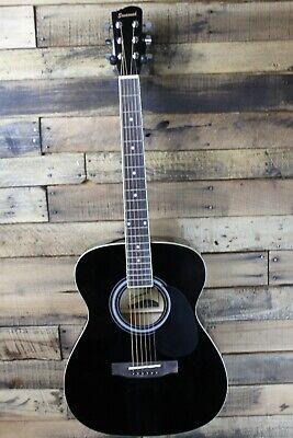 Savannah SO-SGO-09E-BK 000 Acoustic-Electric Guitar   #R5622