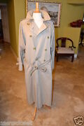 Womens Burberry Trench Coat