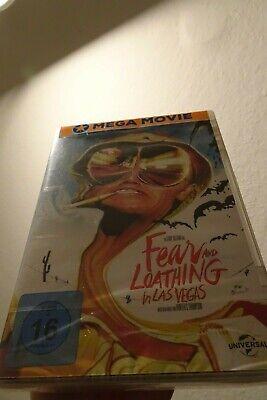 JOhnny Depp Benicio Del Toro FEAR and Loathing in Las Vegas DVD wie neu