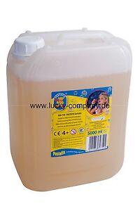 PUSTEFIX Seifenblasen Nachfüll-Kanister =5 Liter Flüssigkeit 420869750 AKTION
