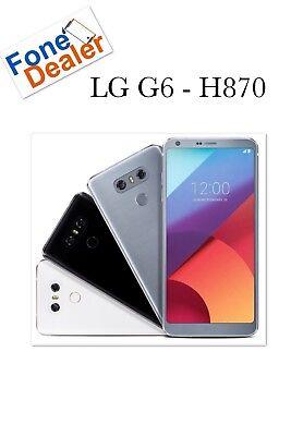 LG G6 H870 Ice Platinum Unlocked LikeNew Smartphone