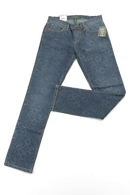Ralph Lauren Modern Skinny Slimming Fit Jeans Womens Indigo Denim NEW 8226 ()