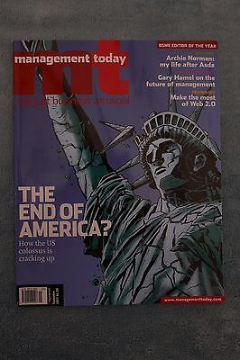 Management Today Magazine: September 2007, Is It The End For America?