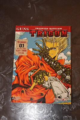 Yasuhiro Nightow: Guns - Trigun 01 (Manga/Italienisch)