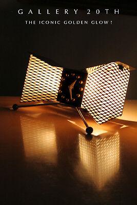 MID CENTURY MODERN SNIDER ATOMIC CLOCK! EAMES NELSON HERMAN MILLER KNOLL VTG 50S for sale  Scottsdale