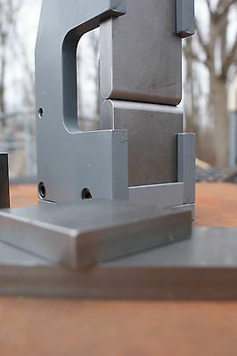 Blacksmith tinsmith G2 Guillotine tool / Versa Jig COMBO -- Bending Jig