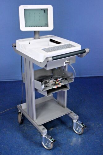 Quinton E10 EKG with Leads, Cart and Warranty!!