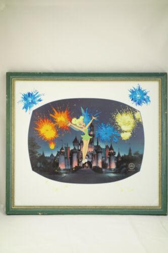 "Walt Disney Tinker Bell Peter Pan Sericel Cel ""It"