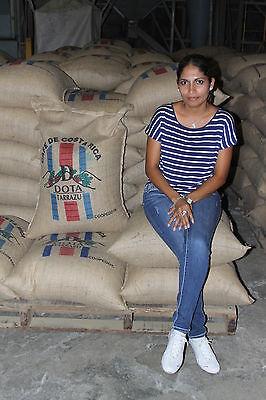 Costa Rican Dota Tarrazu Coffee Whole Beans Fresh Roasted Daily 5 - 1 Pound Bags