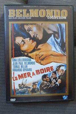DVD la mer à boire TBE 1963 jean paul belmondo