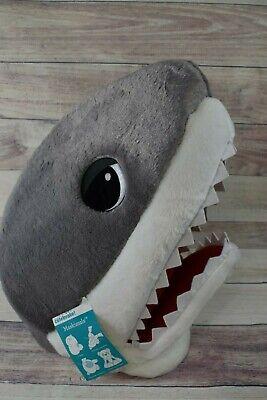 Halloween Costumes San Jose (Dan Dee Maskimals Shark Plush San Jose Mascot Halloween Cosplay)