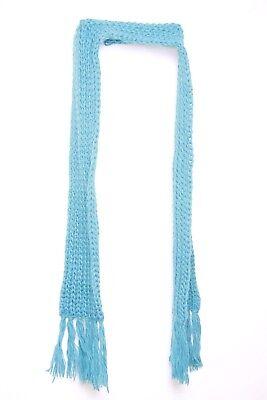 Royal Blue Thick Tassels Colour Pop Wrap Up Warm & Look Fabulous Scarf (S91) Royal Blue Pop