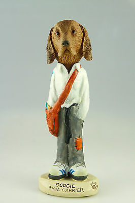 MAIL CARRIER VIZSLA - SEE INTERCHANGEABLE BREEDS & BODIES @ EBAY STORE
