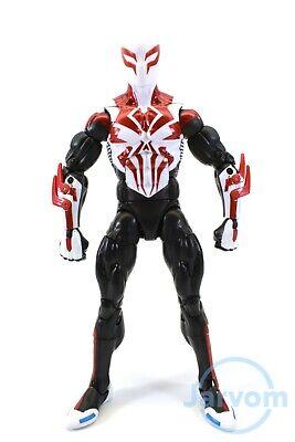 """Marvel Legends 6"""" Inch SandMan BAF Wave 2099 SpiderMan Loose Complete"""