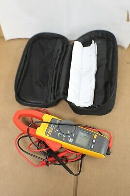 Excellent - Fluke 376 Fc True-rms Clamp Meter W Leads