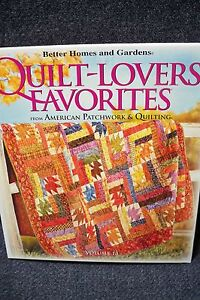 Quilt-Lovers Favorites Vol 13 (Volume 13) by Better Homes and Gardens 2013