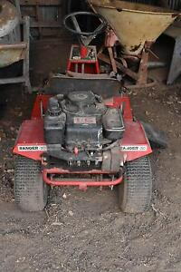Rover Ride on Mower Armidale City Preview